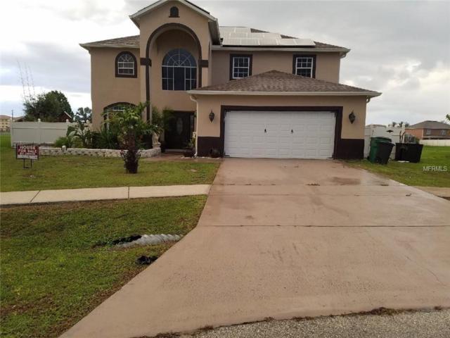 116 Saffron Way, Kissimmee, FL 34758 (MLS #S5004410) :: G World Properties