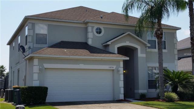 1050 Lake Berkley Drive, Kissimmee, FL 34746 (MLS #S5004451) :: G World Properties