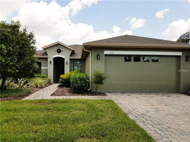 223 Scripps Ranch Road, Poinciana, FL 34759 (MLS #S5004530) :: Cartwright Realty