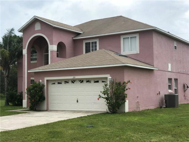 159 Athabasca Drive, Poinciana, FL 34759 (MLS #S5004987) :: The Duncan Duo Team
