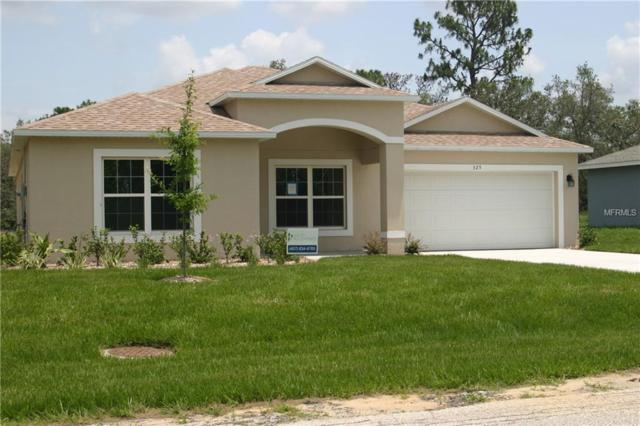 234 Goldenrod Lane, Poinciana, FL 34759 (MLS #S5005111) :: Premium Properties Real Estate Services