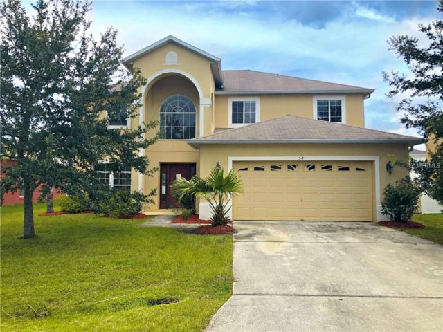 544 Bromley Court, Kissimmee, FL 34758 (MLS #S5005373) :: The Duncan Duo Team