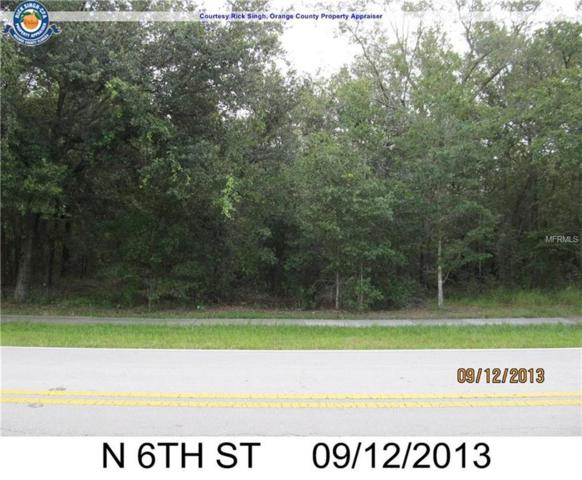 1841 N 6TH Street, Orlando, FL 32820 (MLS #S5005587) :: The A Team of Charles Rutenberg Realty