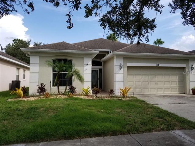 221 Westmoreland Circle, Kissimmee, FL 34744 (MLS #S5005653) :: The Duncan Duo Team
