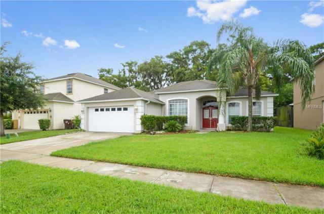 2129 The Oaks Boulevard, Kissimmee, FL 34746 (MLS #S5005895) :: The Duncan Duo Team