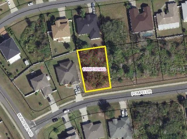 105 Pompei Drive, Kissimmee, FL 34758 (MLS #S5005960) :: Griffin Group