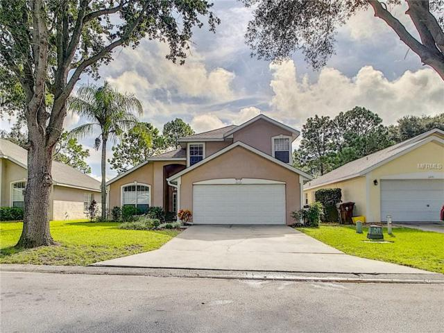 2233 Mallory Circle, Haines City, FL 33844 (MLS #S5006475) :: The Duncan Duo Team