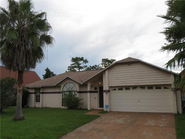118 Briarcliff Drive, Kissimmee, FL 34758 (MLS #S5006516) :: The Duncan Duo Team