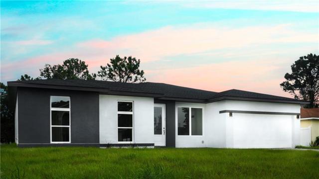 5 Flatfish Drive, Poinciana, FL 34759 (MLS #S5006606) :: The Lockhart Team