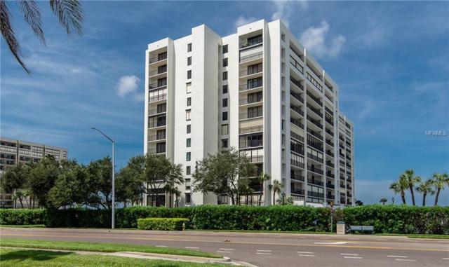 1460 Gulf Boulevard #707, Clearwater Beach, FL 33767 (MLS #S5006709) :: The Duncan Duo Team