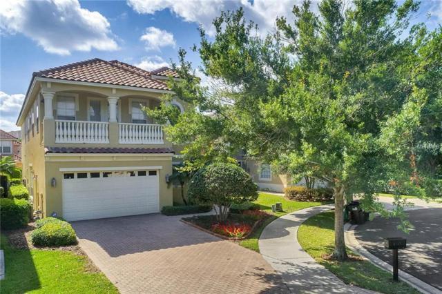 8515 Terlizzi Court, Orlando, FL 32836 (MLS #S5006798) :: Premium Properties Real Estate Services