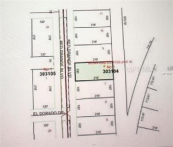 164 Desoto Avenue, Indian Lake Estates, FL 33855 (MLS #S5007091) :: Team Pepka