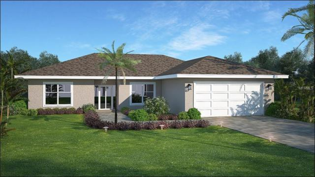 1018 Cannes Drive, Kissimmee, FL 34759 (MLS #S5007105) :: The Duncan Duo Team