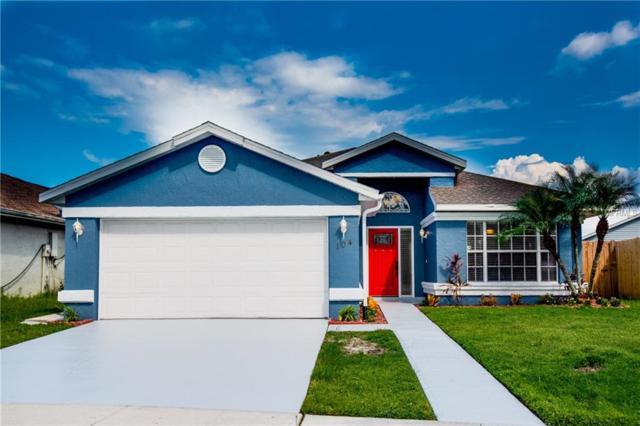 104 Rock Springs Court, Kissimmee, FL 34743 (MLS #S5007126) :: G World Properties