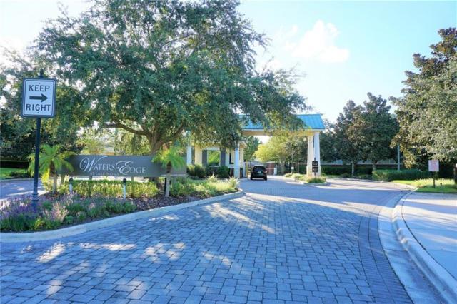 10096 Hartford Maroon Road #3, Orlando, FL 32827 (MLS #S5007132) :: The Duncan Duo Team