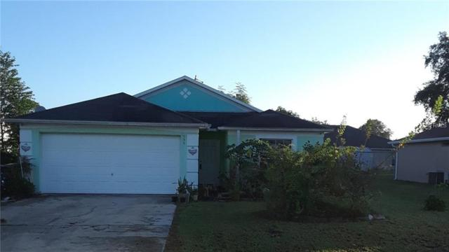 534 Lakeview Drive, Poinciana, FL 34759 (MLS #S5007215) :: The Duncan Duo Team