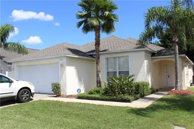 923 Lake Berkley Drive, Kissimmee, FL 34746 (MLS #S5007224) :: G World Properties