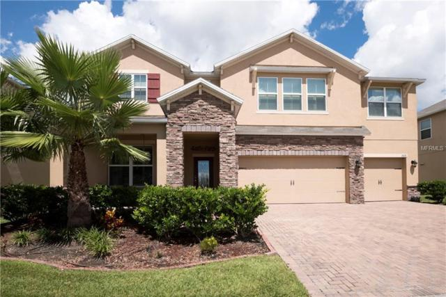 3601 Mt Vernon Way, Kissimmee, FL 34741 (MLS #S5007227) :: Jeff Borham & Associates at Keller Williams Realty