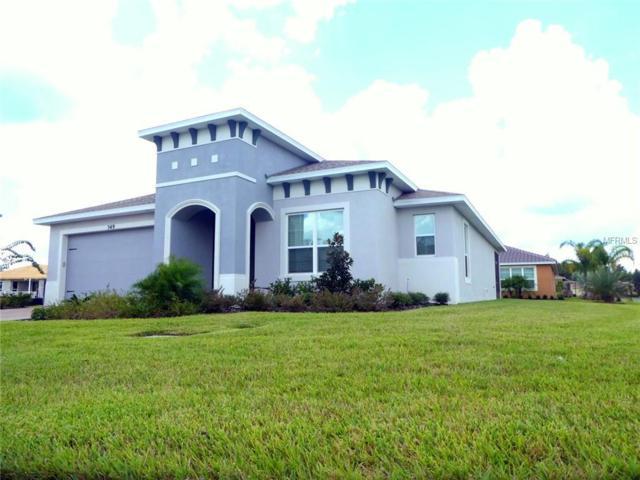 549 San Joaquin Road, Kissimmee, FL 34759 (MLS #S5007293) :: Premium Properties Real Estate Services