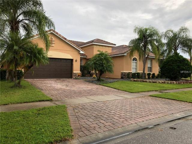 3623 Weatherfield Drive, Kissimmee, FL 34746 (MLS #S5007339) :: The Duncan Duo Team
