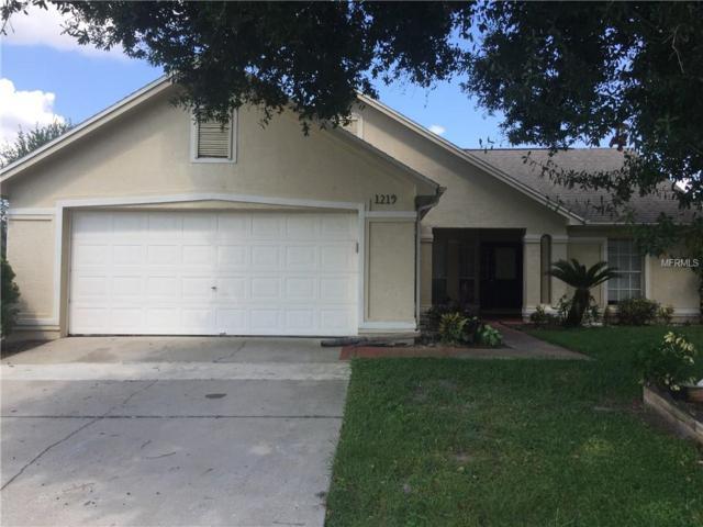 1219 Upstreet Court, Orlando, FL 32837 (MLS #S5007344) :: Dalton Wade Real Estate Group