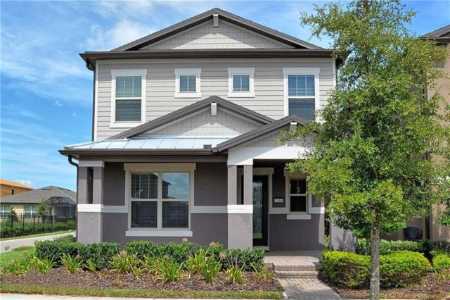 7196 Enchanted Lake Drive, Winter Garden, FL 34787 (MLS #S5007357) :: The Light Team