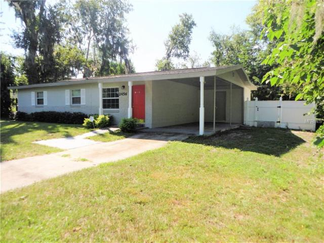 2456 Beach Avenue, Apopka, FL 32703 (MLS #S5007464) :: KELLER WILLIAMS CLASSIC VI