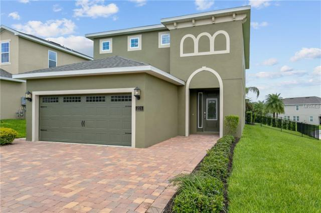 201 Pendant Court, Kissimmee, FL 34747 (MLS #S5007827) :: The Duncan Duo Team