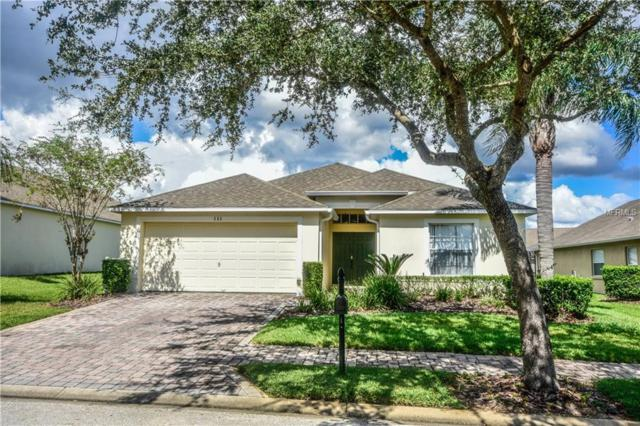 111 Kildrummy Drive, Davenport, FL 33896 (MLS #S5007829) :: The Duncan Duo Team
