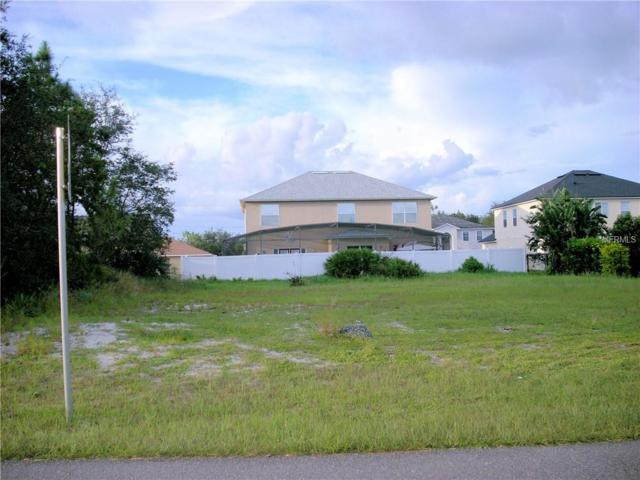 356 Anchovie Court, Poinciana, FL 34759 (MLS #S5008156) :: The Lockhart Team