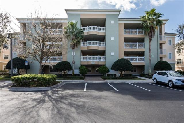 1364 Centre Court Ridge Drive #201, Reunion, FL 34747 (MLS #S5008196) :: The Duncan Duo Team