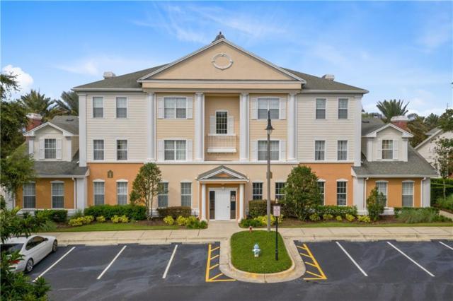 7673 Heritage Crossing Way #201, Reunion, FL 34747 (MLS #S5008219) :: Team Bohannon Keller Williams, Tampa Properties