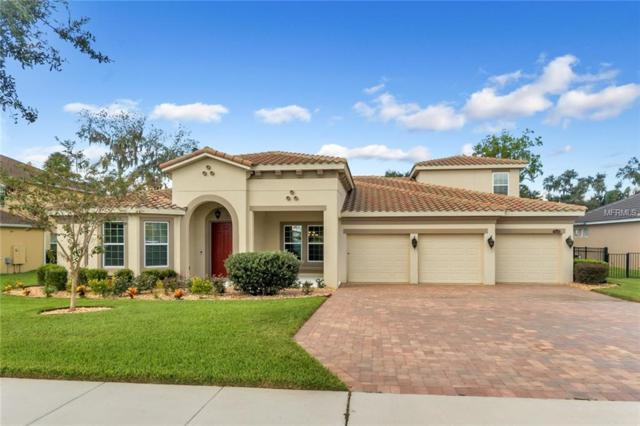 16034 Johns Lake Overlook Drive, Winter Garden, FL 34787 (MLS #S5008258) :: The Duncan Duo Team
