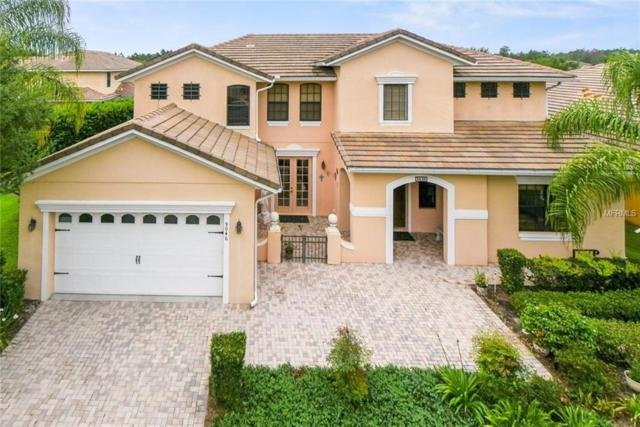 9046 Paolos Place, Kissimmee, FL 34747 (MLS #S5008259) :: The Duncan Duo Team