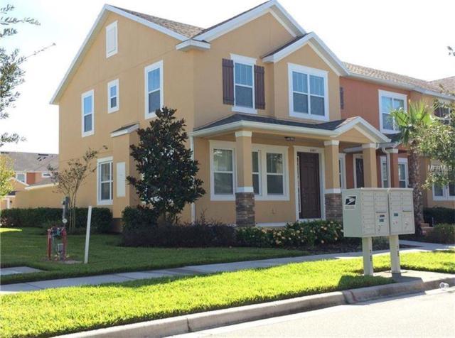 10143 Hartford Maroon Road #3, Orlando, FL 32827 (MLS #S5008444) :: The Duncan Duo Team