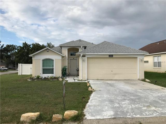 406 Lake Davenport Boulevard, Davenport, FL 33897 (MLS #S5008797) :: Welcome Home Florida Team