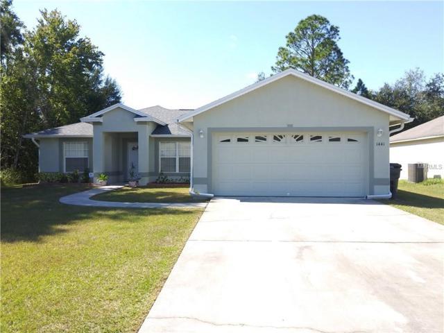 1441 Swift Court, Poinciana, FL 34759 (MLS #S5009066) :: Delgado Home Team at Keller Williams