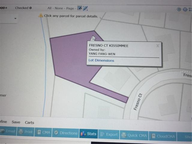 622 Fresno Court, Kissimmee, FL 34758 (MLS #S5009113) :: Premium Properties Real Estate Services