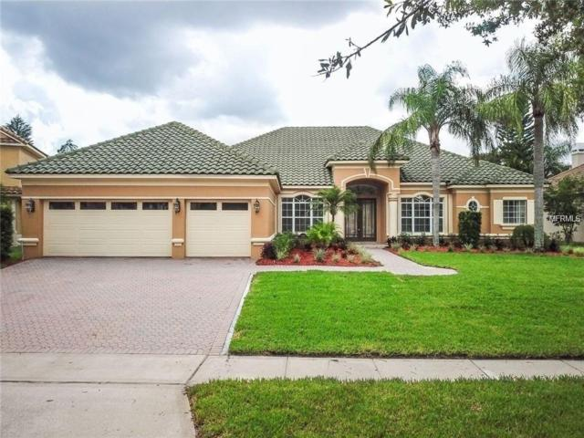 8148 Lake Serene Drive, Orlando, FL 32836 (MLS #S5009370) :: Bustamante Real Estate