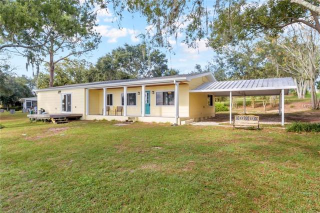 8644 Cherry Lake Road, Groveland, FL 34736 (MLS #S5009594) :: Cartwright Realty