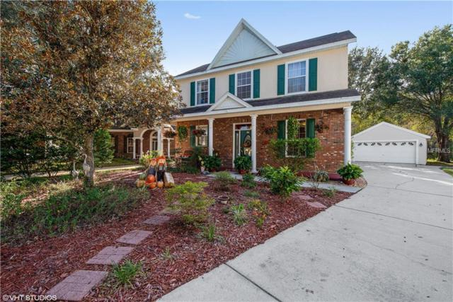 1209 Woodflower Way, Clermont, FL 34714 (MLS #S5009774) :: Your Florida House Team