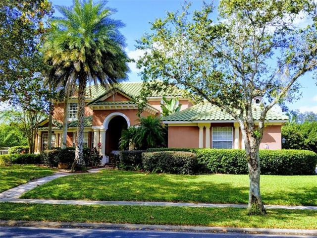 8814 Bay Harbour Boulevard, Orlando, FL 32836 (MLS #S5009974) :: Bustamante Real Estate
