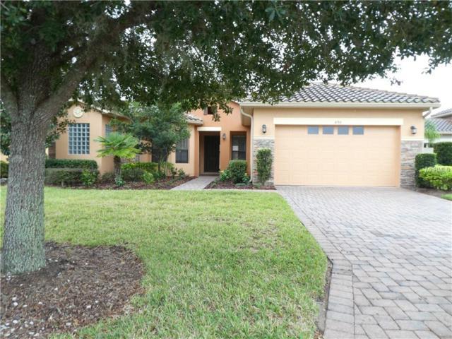890 Bella Viana Rd, Kissimmee, FL 34759 (MLS #S5010727) :: CENTURY 21 OneBlue