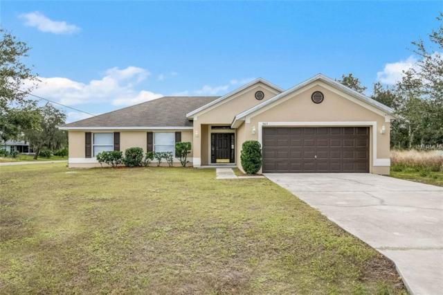 367 Puffer Court, Poinciana, FL 34759 (MLS #S5010810) :: Mark and Joni Coulter   Better Homes and Gardens