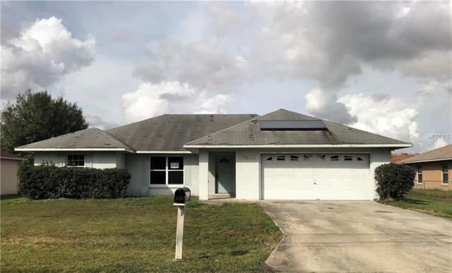 1007 Morvan Lane, Kissimmee, FL 34759 (MLS #S5011564) :: Homepride Realty Services