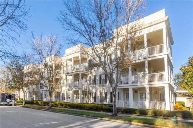 1053 Oak Pond Drive #102, Celebration, FL 34747 (MLS #S5011605) :: Bustamante Real Estate