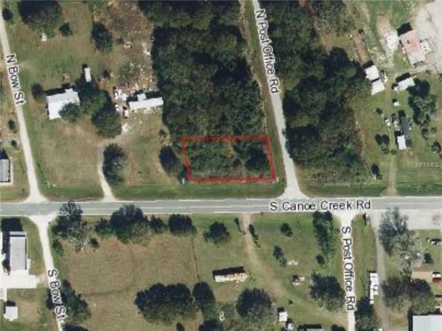 N Post Office Road, Kenansville, FL 34739 (MLS #S5011863) :: Homepride Realty Services