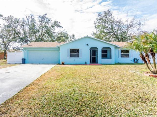643 Floridian Drive, Kissimmee, FL 34758 (MLS #S5012098) :: Griffin Group