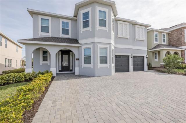 251 Falls Drive, Kissimmee, FL 34747 (MLS #S5012107) :: Premium Properties Real Estate Services