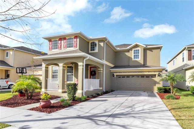 3202 Bayflower Avenue, Harmony, FL 34773 (MLS #S5012428) :: Homepride Realty Services